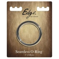 "Edge Seamless 2"" O-ring Metal"