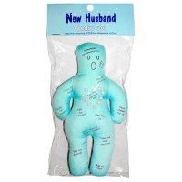 Kheper New Husband Voodoo Doll