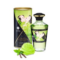 Shunga Warming Aphro Oil - Midnight Sorbet
