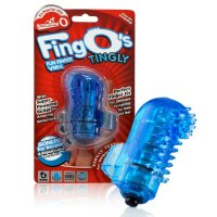 Screaming O FingO's - Tingly - Blue