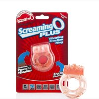 Screaming O Plus Vibrating Cock Ring