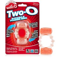 Screaming O Two-O Dual Motor Vibrating Cock Ring