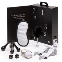 Fifty Shades Of Grey Pleasure Overload Sweet Sensations Kit (7 Piece)
