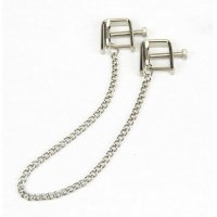 Bound To Please Heavy Duty Nipple Clamps