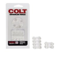 COLT Enhancer Rings - Clear