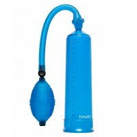 PENIS ENLARGER POWER PUMP BLUE