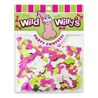 Ball & Chain Wild Willy's Party Confetti