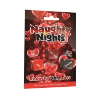 Naughty Nights - Raunchy Dare Dice