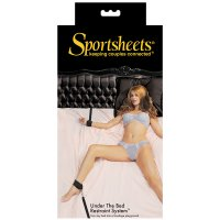 Sportsheets Under the Bed Restraint System