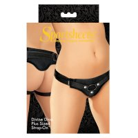 Sportsheets Strap On - Plus Size Divine Diva Strap-On