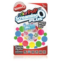 Screaming O Colour Pop Quickie Plus - Blue
