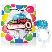 Screaming O Colour Pop Quickie Basic Ring - Blue