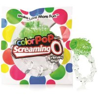 Screaming O Colour Pop Quickie Basic Ring - Green