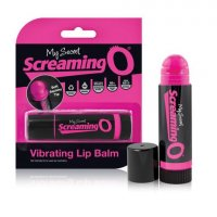 My Secret Screaming O - Vibrating Lip Balm