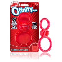 Screaming O Ofinity Plus - Red