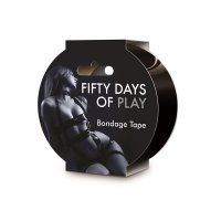 Fifty Days of Play - Bondage Tape (Black)
