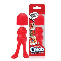 Screaming OBOB Battery Operated Boyfriend (red)
