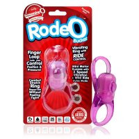 Screaming O RodeO Bucker (purple only)