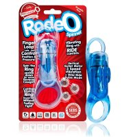 Screaming O RodeO Spinner (blue only)