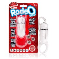 Screaming O RodeO Spinner (clear only)