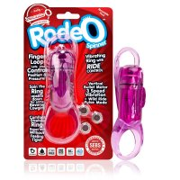 Screaming O RodeO Spinner (purple only)