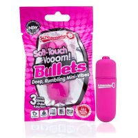 Screaming O Soft Touch Vooom Bullets - Pink