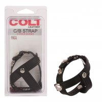 COLT Leather H-Piece Divider Strap