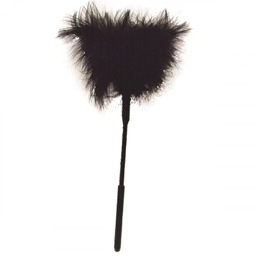 S&M Feather Tickler: Black