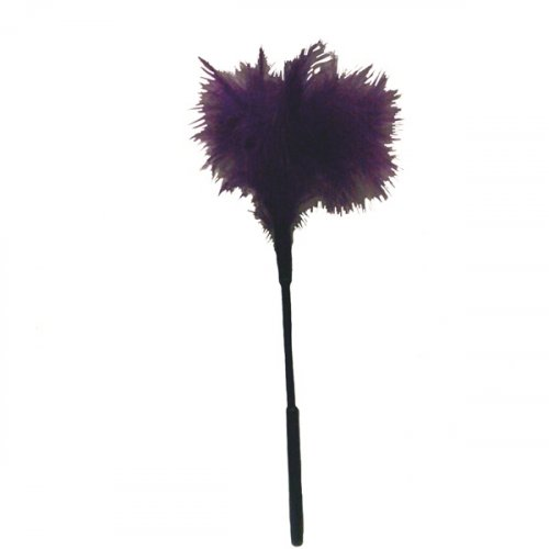 S&M Feather Tickler: Purple